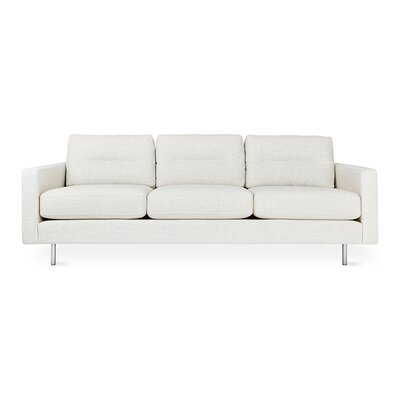 Logan Sofa Body Fabric: Huron Ivory