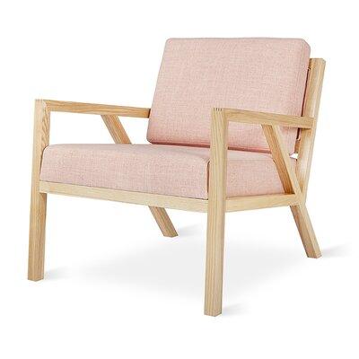 Truss Armchair Upholstery: Caledon Dahlia