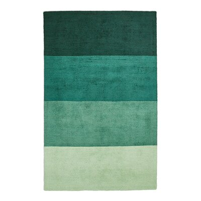 Gradient Rug Boreal Rug Size: Rectangle 8 x 10