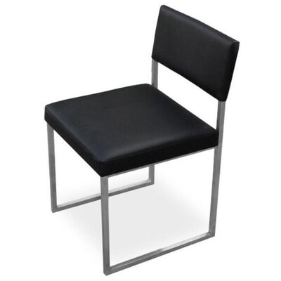 Low Price Gus Modern Graph Chair Upholstery: Snow