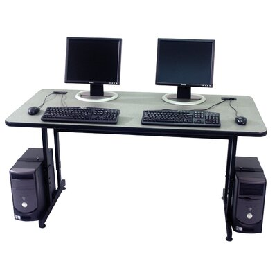 Paragon Furniture Classic Student Computer Table - Size: 60