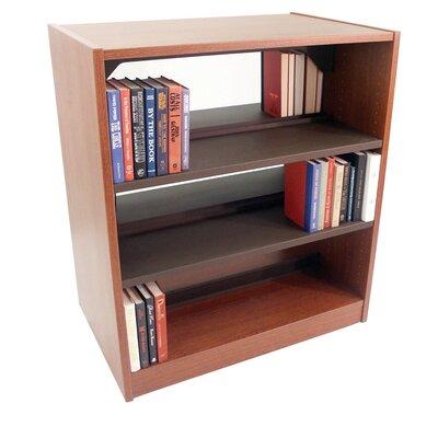 "Paragon Furniture Double Face Bookcase - Size: 42"" W, Melamine / Metal Finish: Maple / Wheat, Shelf Type: Wood Shelves at Sears.com"