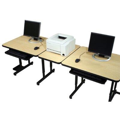 Paragon Furniture Printer Stand - Finish Top Finish: Wood Strand