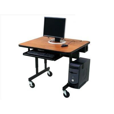 Paragon Furniture Classic Flip Top Computer Desk - Size: 48