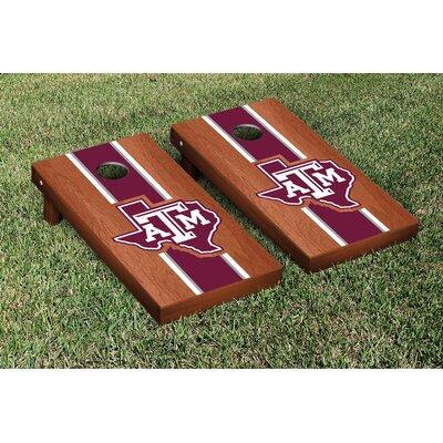 NCAA Texas A&M University Aggies Stained Cornhole Game Set WFVT-31217