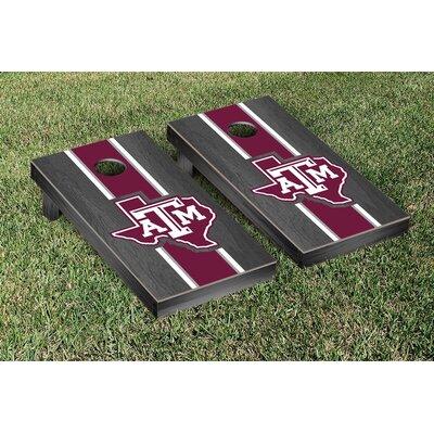 NCAA Texas A&M University Aggies Stained Cornhole Game Set WFVT-31219