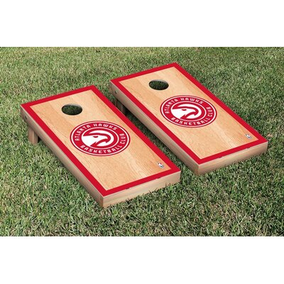 NBA Hardcourt Version Cornhole Game Set VT28520