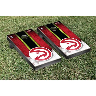 NBA Vintage Version Cornhole Game Set VT28519
