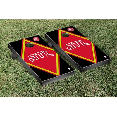 NBA Diamond Version Cornhole Game Set VT28517