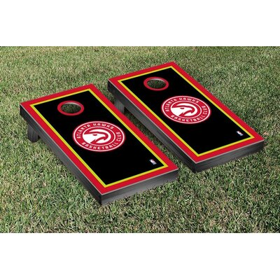 NBA Border Version Cornhole 10 Piece Game Set VT28507