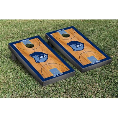 NBA Basketball Court Version Cornhole Game Set VT28701