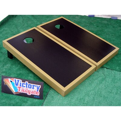 Matching Border Cornhole Bean Bag Toss Game