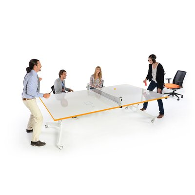 Splendid Rectangular Conference Table Product Photo