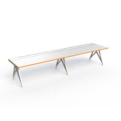 Stunning Rail Duo Desk Product Photo