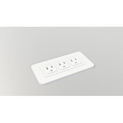 Surface Mounted Power Outlet