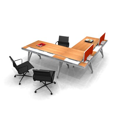 Eyhov Rail Executive Workstation Product Photo 2558
