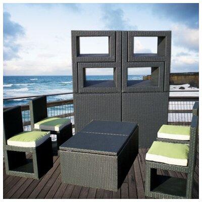 Cetra Sunbrella Conversation Set Cushions 6299 Item Image