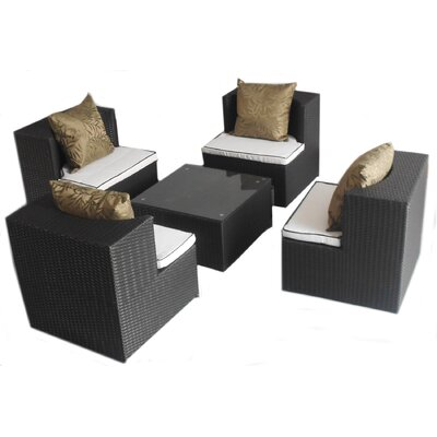 Geo Cube Lounge Seating Group Cushions picture
