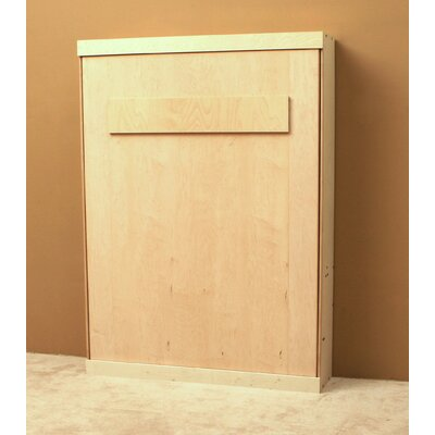 Paint Grade Murphy Bed Size: Twin
