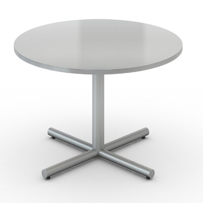 48 Round Saturn Table Tabletop Finish: Folkstone, Size: 42 x 42