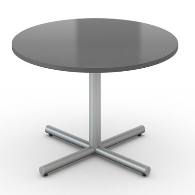 48 Round Saturn Table Tabletop Finish: Citadel, Size: 36 x 36