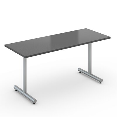 Saturn 20 x 60 Desk Size Training Table Color: Citadel Product Image 208