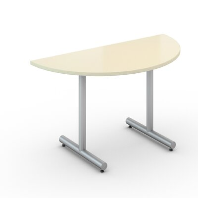 Saturn Training Table Tabletop Finish: Pearl, Size: 30 x 30