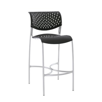 Hannah 30 Bar Stool Color: Falcon