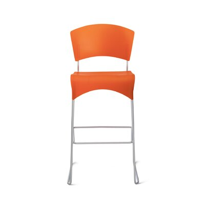 Tess 30 Bar Stool Upholstery: Pepper