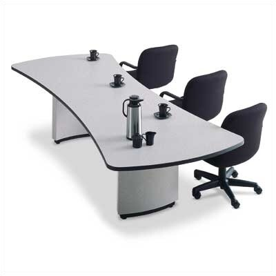 Bow Tie 29H x 72W x 46L Conference Table