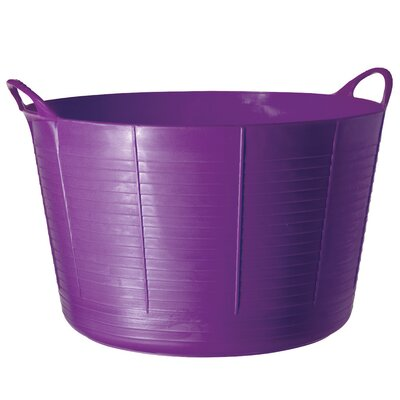 X-Large Flex Tub Color: Purple