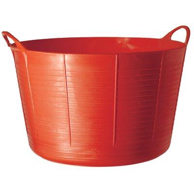 X-Large Flex Tub Color: Red