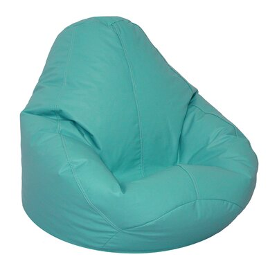Lifestyle Bean Bag Lounger Upholstery: Aqua