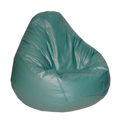 Lifestyle Bean Bag Lounger Upholstery: Emerald green