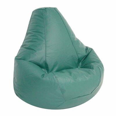 Lifestyle Bean Bag Lounger Upholstery: Emerald