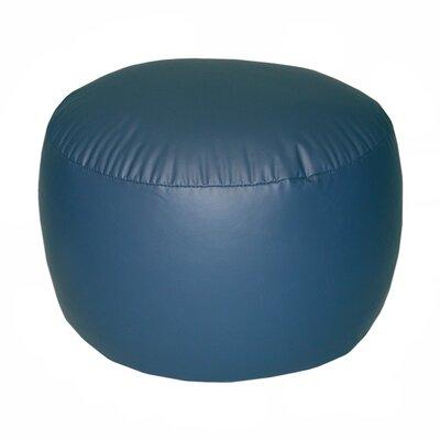 Lifestyle Bean Bag Chair Upholstery: Navy