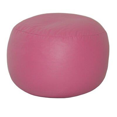 Lifestyle Bean Bag Chair Upholstery: Raspberry