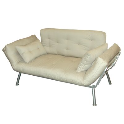 Jema Futon and Mattress Upholstery: Khaki