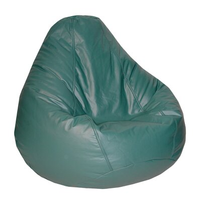 Lifestyle Bean Bag Lounger Upholstery: Emerald