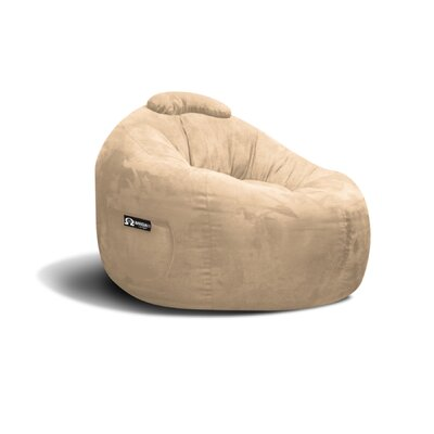 Omega Bean Bag Chair Upholstery Fawn