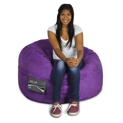 Bean Bag Chair Upholstery Sky Blue Size 3