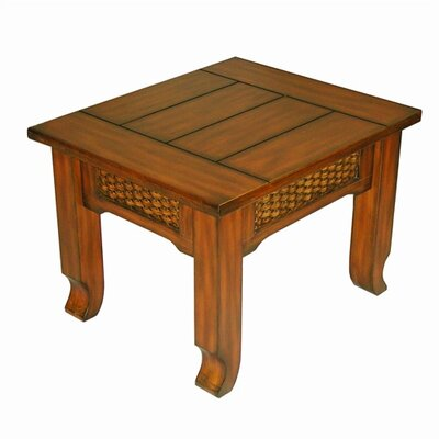 Credit for Casablanca End Table - Island Coffe...