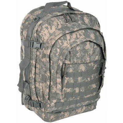 Bugout Bag Backpack - Color: ACU Camouflage