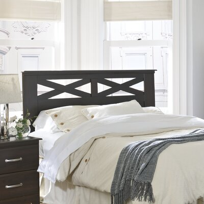 Berlin Open-Frame Headboard Size: Full / Queen