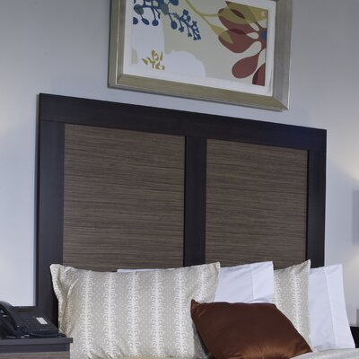 Deco Panel Headboard Size: King
