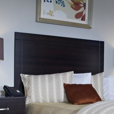 No Da Cross Roads Panel Headboard Size: King