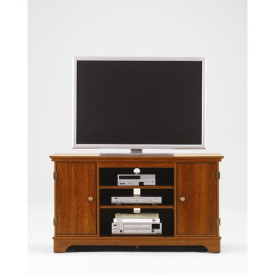 Cheap Lang Furniture Leeward 24″ Media Console in Warm Cherry (LZN1004)