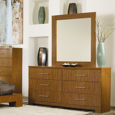 Furniture rental Brooklyn 6 Drawer Dresser...