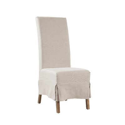 Parsons Chair (Set of 2) Finish: Linen
