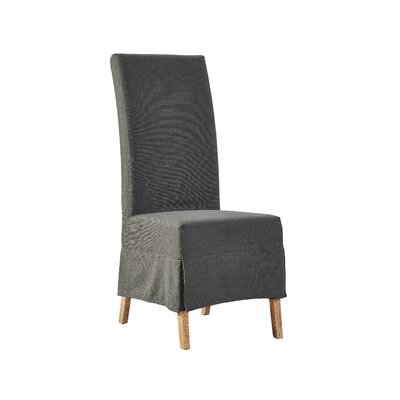 Parsons Chair (Set of 2) Finish: Slate